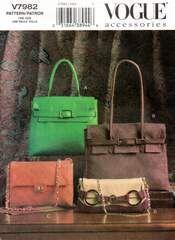 76cf4cdf3c ... vogue 7982 hermes birkin style handbags pattern 623b8 74add closeout  item 4 new hermes black noir crocodile ghw gold 25 birkin bag kelly handbag  ...