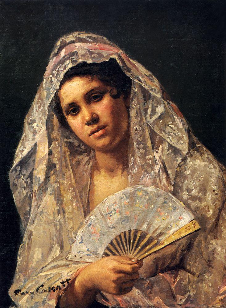 Mary Cassatt, American (1844-1926).