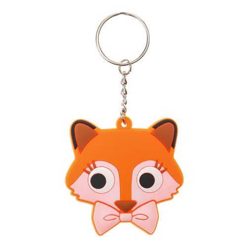 Porteclé Enrouleur Découteurs Mr Fox Cute And Kawaii Pinterest - Porte cle enrouleur