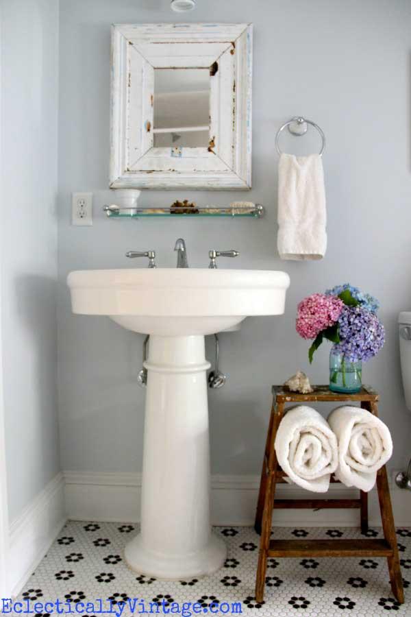 Shabby Chic Bathroom Ideas Shabby Chic Bathroom Diy Shelves