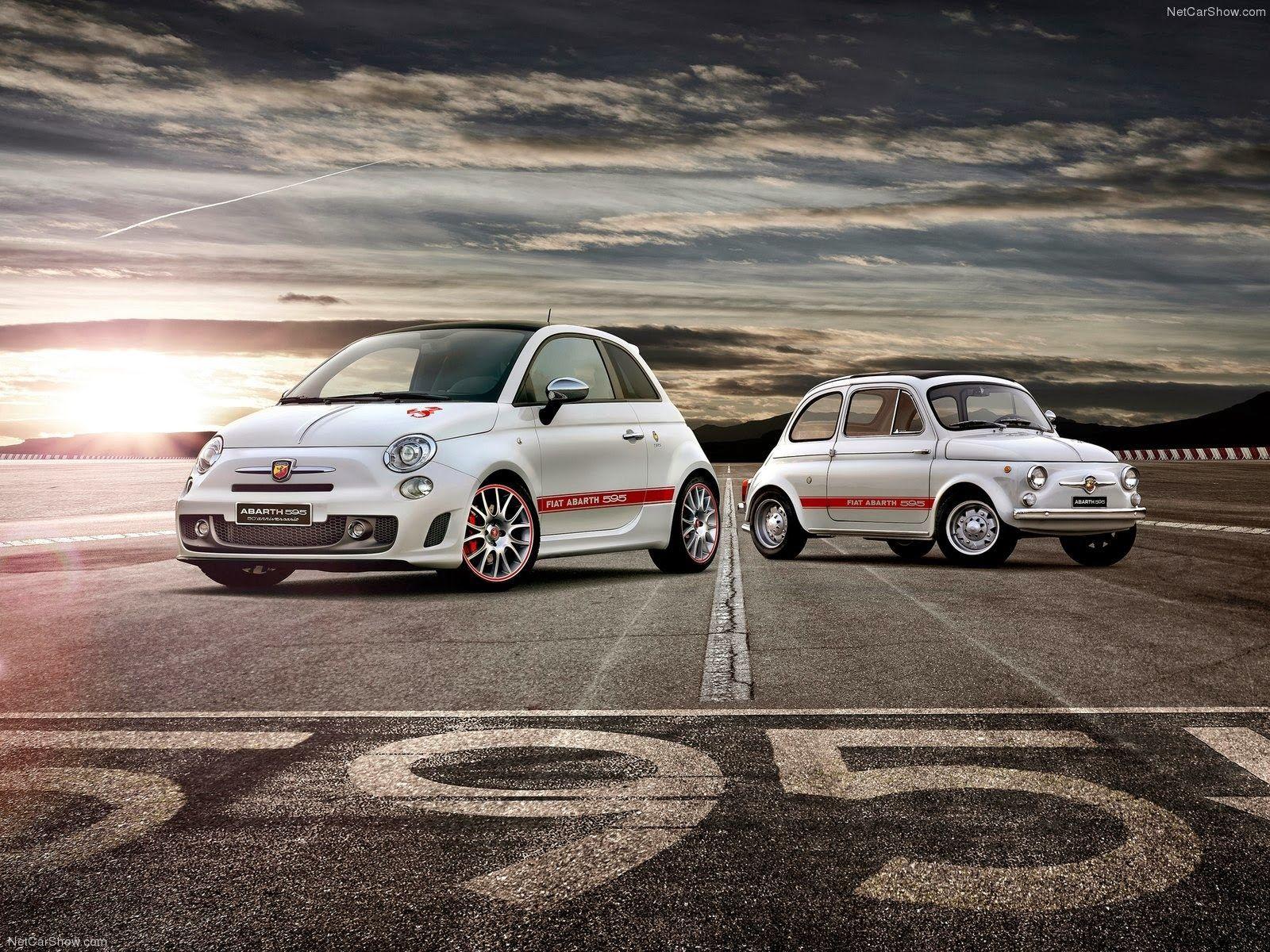 STORMWHEELS: 2014 50th anniversary - FIAT 500 595 ABARTH