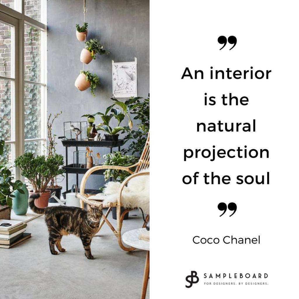 Interior Design Quotes To Ignite Your Inspiration Sampleboard In 2020 Interior Design Quotes Interior Design Secrets Interior Design Instagram