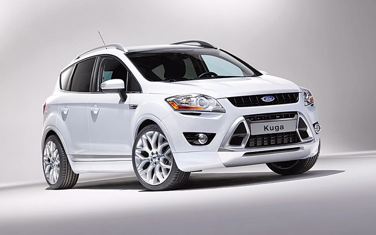 Kuga By Ford Ford Kuga Car Ford Ford Motor