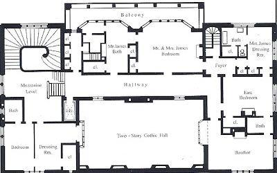 e Story House Plan D6095 ㉘ à ƒ ᗩ̲R̲C̲H̲ Pinterest