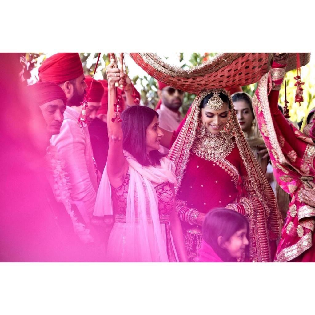 Deepika Padukone Wedding 😍
