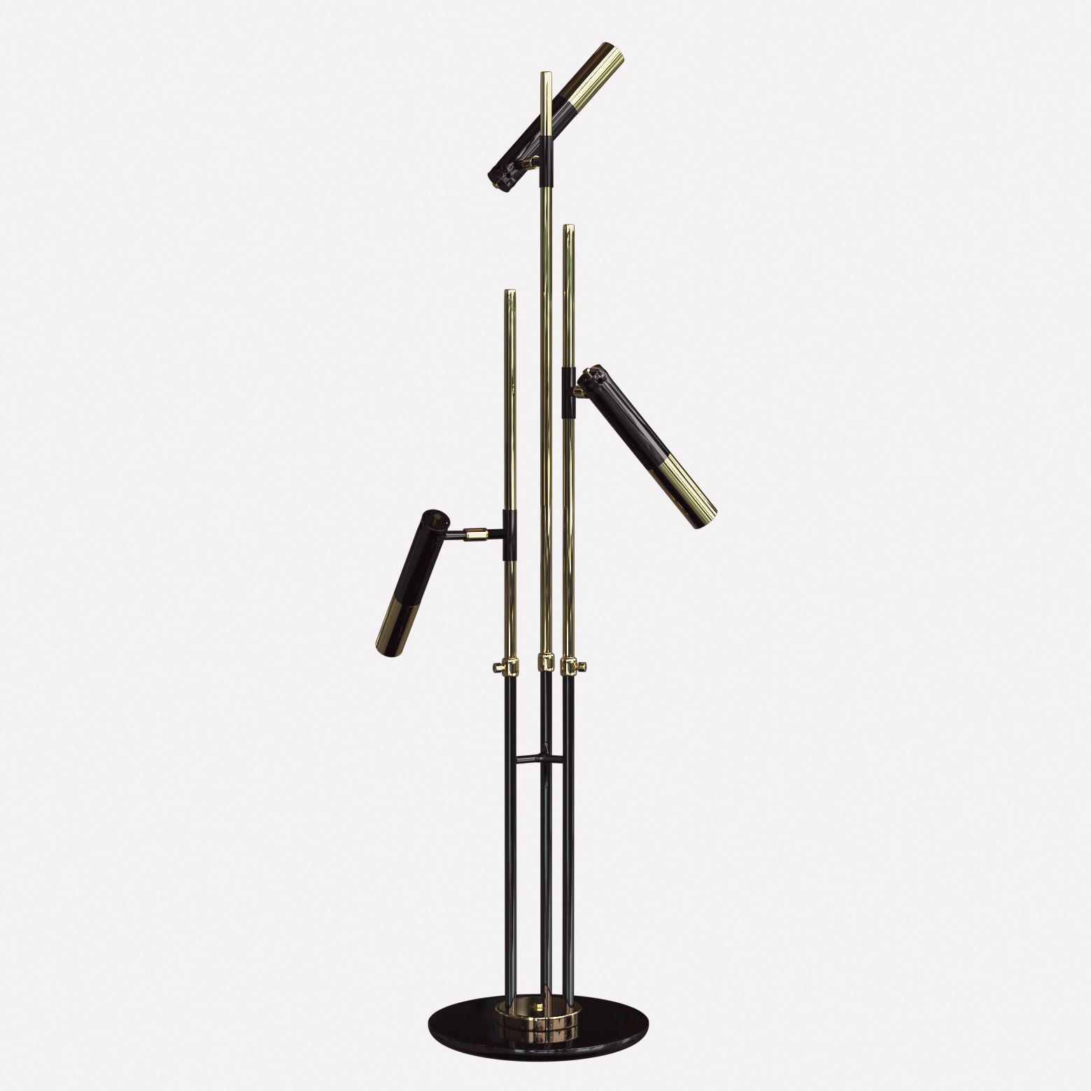 Ike Floor Lamp 3d Model Max Obj Fbx Mtl Mat 1