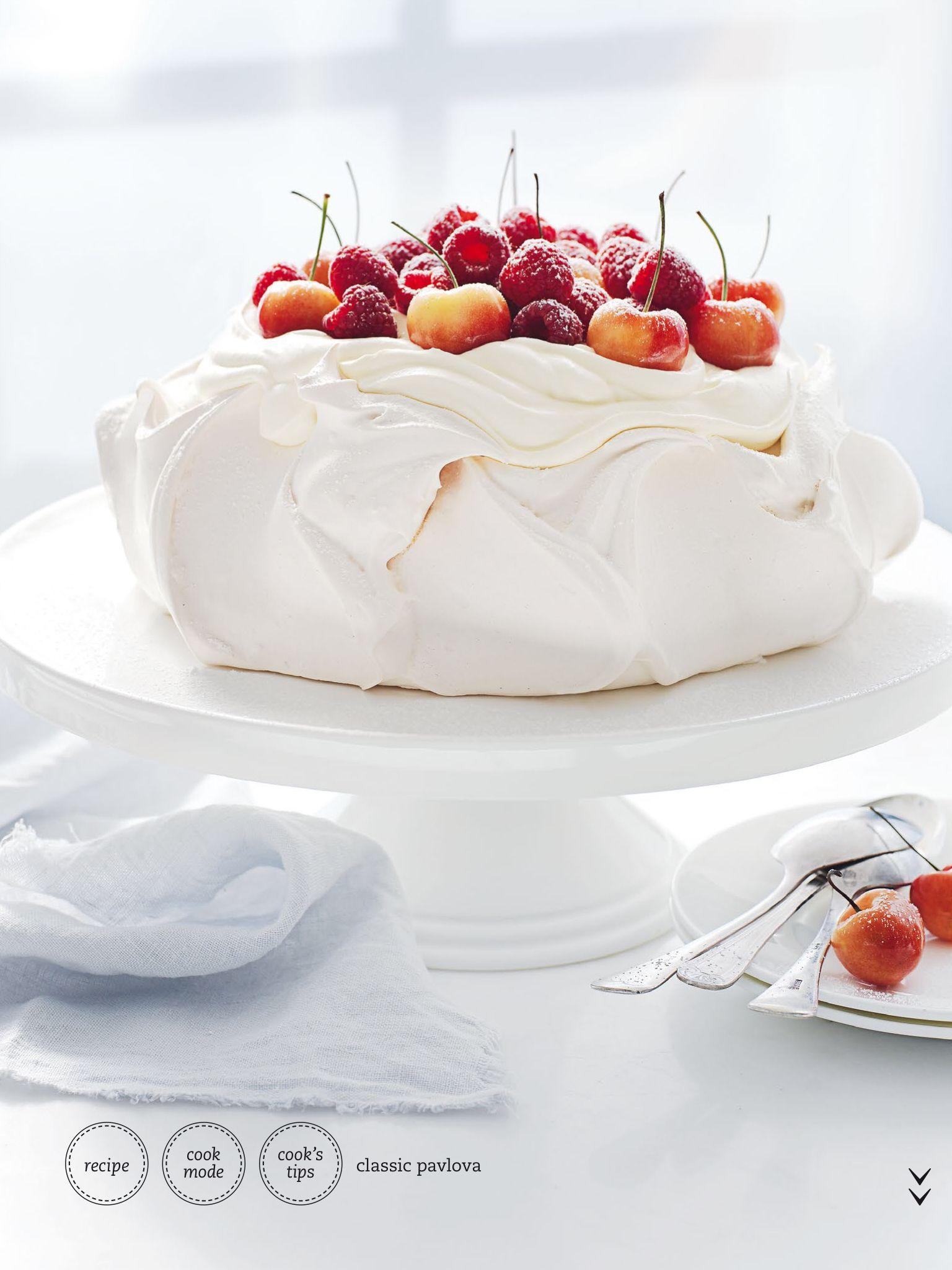 Donna Hay Strawberry Cake
