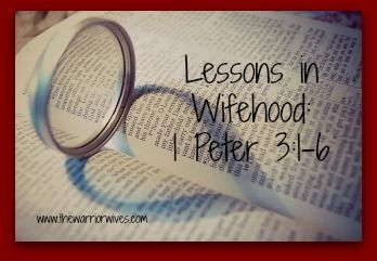 Part one of the study of 1 Peter 3:1-6:The Just Judge