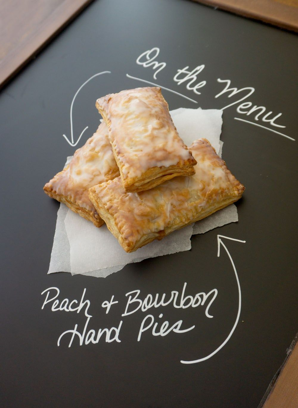 Peach & Bourbon Hand Pies with Rough Puff Pastry - Global ...