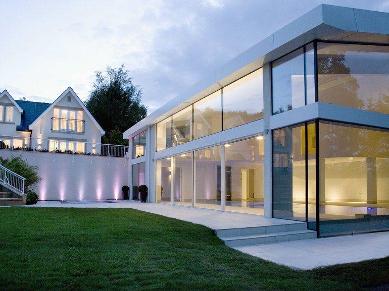 design schiebet r schiebefenster aus aluminium keller minimal windows by keller mal dran. Black Bedroom Furniture Sets. Home Design Ideas