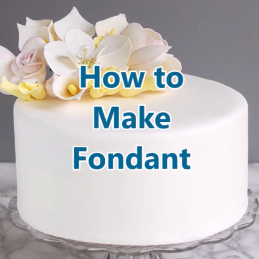 You can buy it, so why would you need to know how to make rolled fondant? Let's face it, commercial fondant does not taste good. Making your own is worth the time and is surprisingly easy to do. #fondant #rolledfondant #icing #cakedecorating #homemade #easy #howto #best