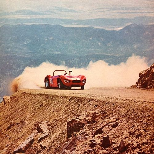 Pin By Michael Vernola On Racing - Pikes Peak