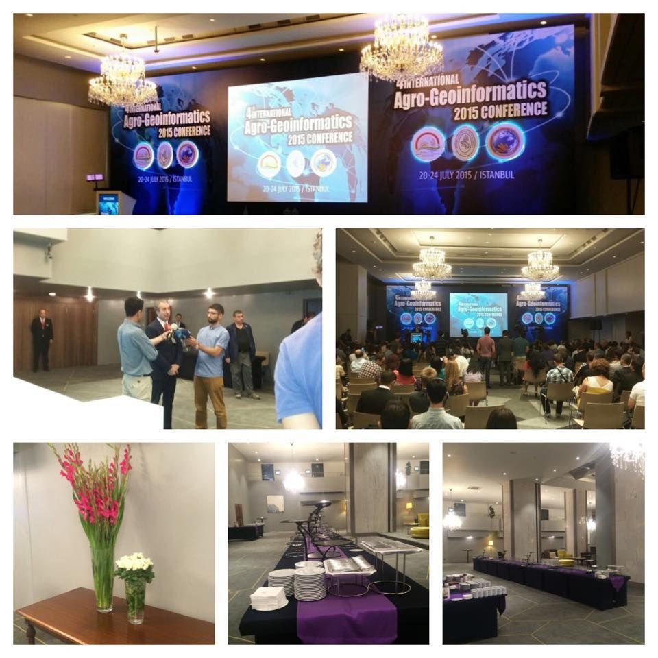 Yenilenen fuaye alanımız ve toplantı salonumuzda gerçekleşen 4. Uluslararası Agro - Geoinformatics 2015 Konferansı'na Tarım Bakanımız M.Mehdi Eker konuşmacı olarak katıldı. #steigenbergeristanbulmaslak #steigenberger #istanbul #maslak #business #hotel #hotels #turkey #turkish #smile #magicsmile #magic #amazing #masterpiece #bleasureconcept #adventure #dynamic #international #congre #conference #2015 #july #life #perfect #meeting #meetings #professional #pro #professional