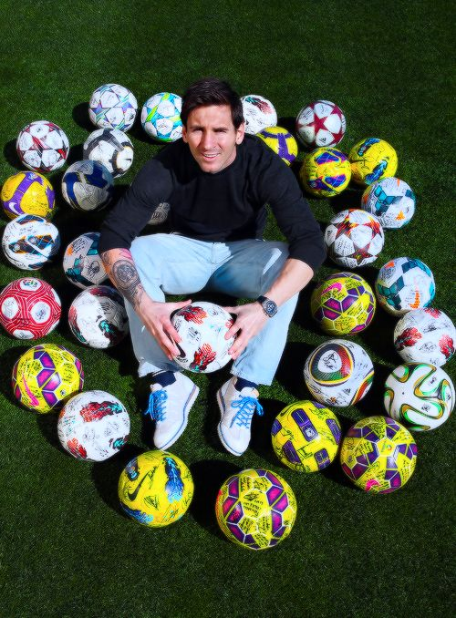 I Keep My Hat Trick Balls In A Showcase In My House With Trophies I Plan To Do Something Special With The Balls