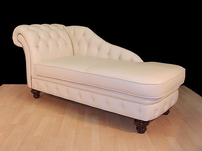 Chesterfield chaise lounge Chaise Chesterfield