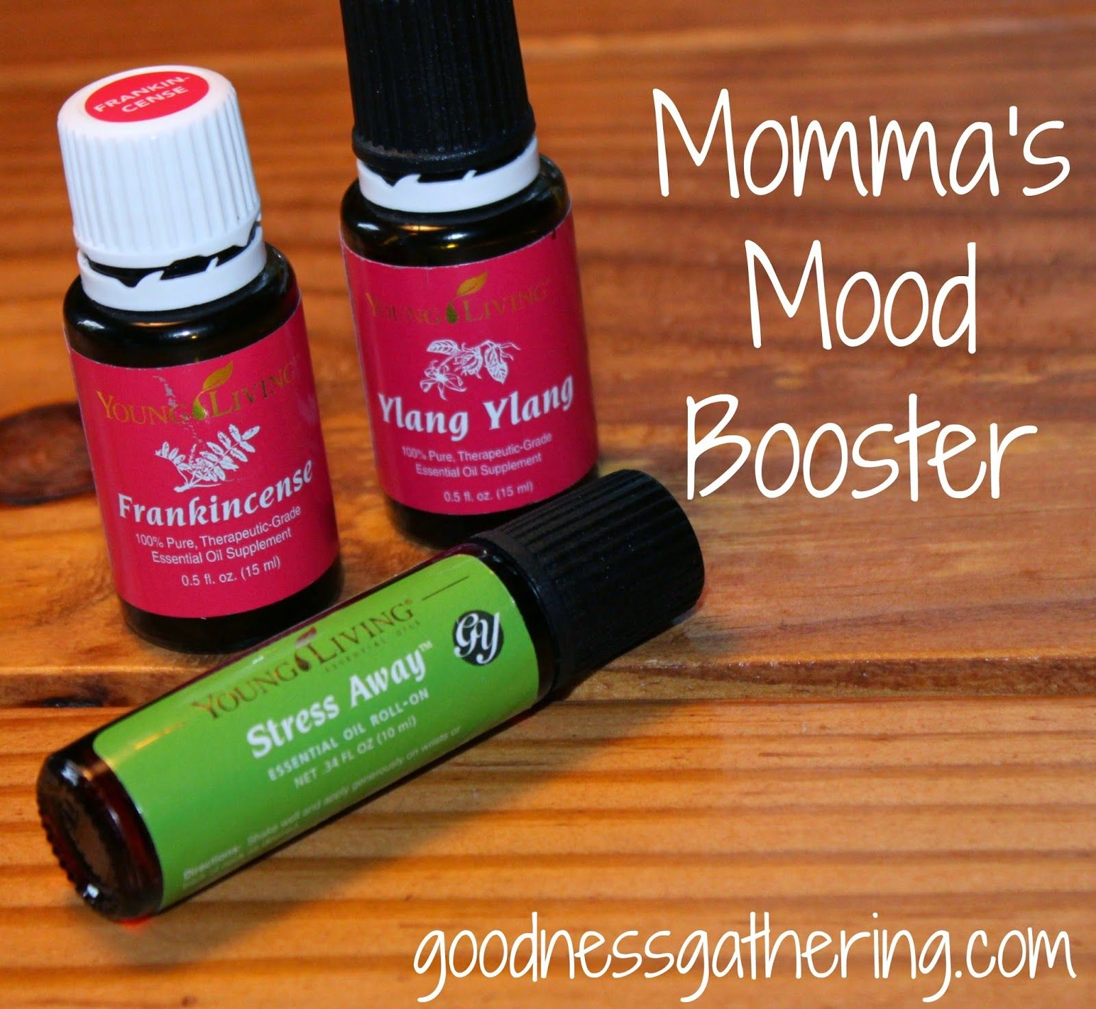 Momma's Mood Booster - the oily support Momma's need to get through the day!