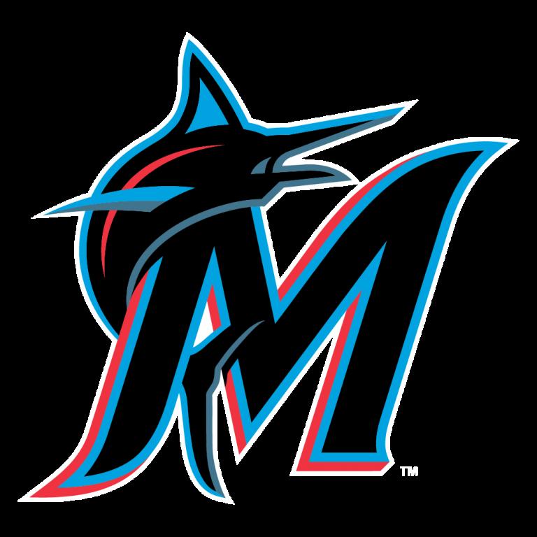 Miami Marlins Logo Miami Marlins Mlb Team Logos Marlins