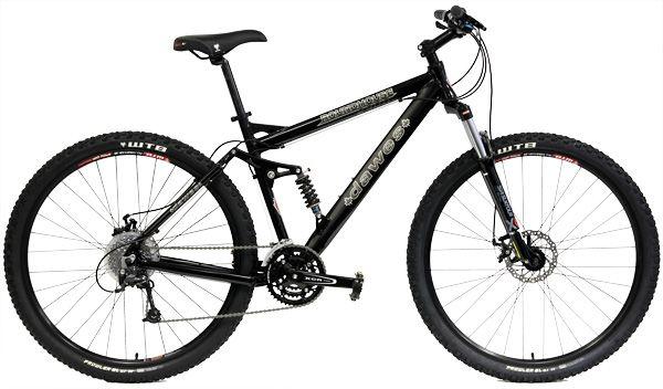 Mountain Bikes Mtb Full Suspension Dawes Roundhouse 2900