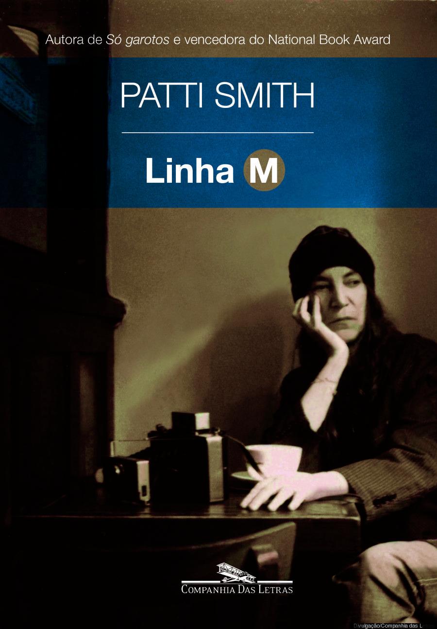 Linha M Patti Smith Com Imagens Patti Smith Livros Novos