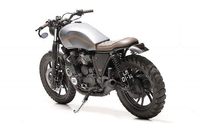 moto yamaha heritage