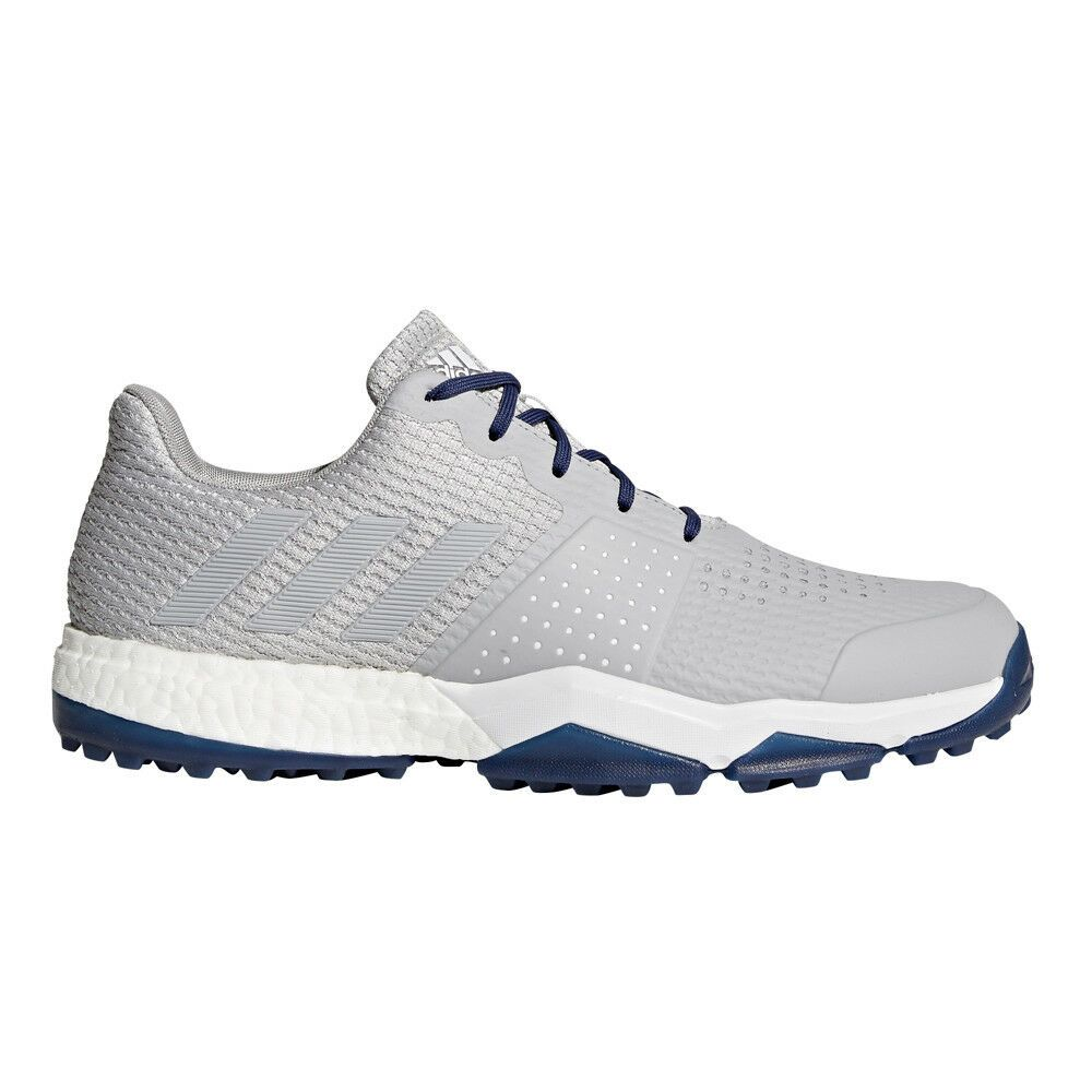 best service bd8e7 3a71f Adidas Adipower Sport Boost 3 Mens Golf Shoes - GreyNoble Indigo - Pick  Size
