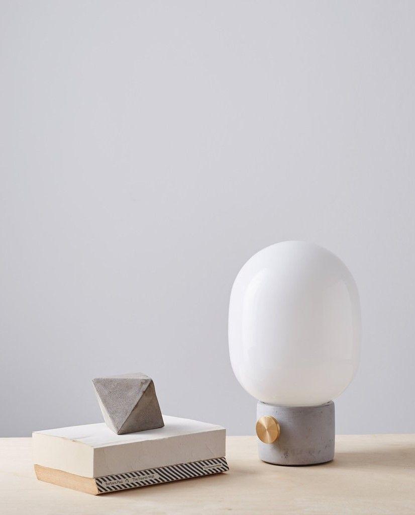 Jwda Table Lamp By Menu 1800129 Jwda Concrete Lamp Jwda Lamp Concrete Lamp