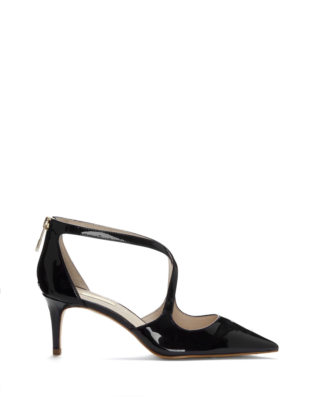 821809995a3 VINCE CAMUTO Louise et Cie Jena – Crisscross-strap Pump.  vincecamuto   shoes