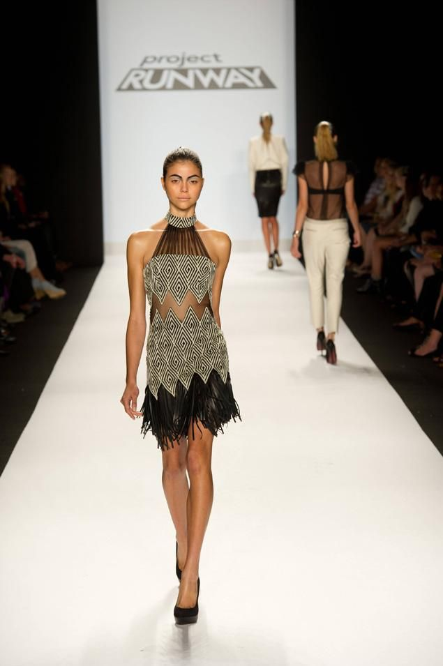 Project runway season 10 finalists fashion week MTV Original TV Shows, Reality TV Shows MTV