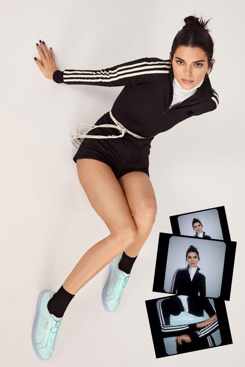Kendall Jenner stars in adidas Originals Sleek spring summer