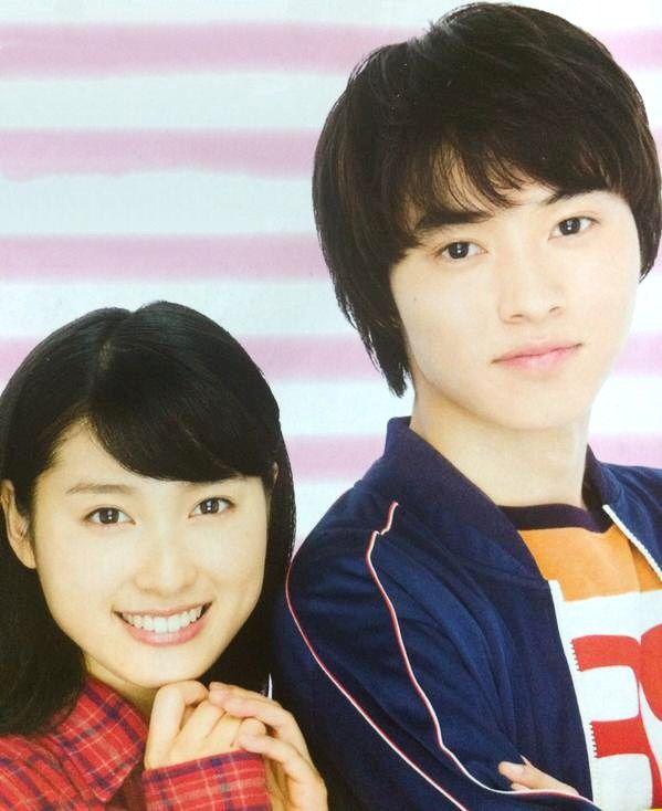 "Mare x Keita (married couple) Kento Yamazaki x Tao Tsuchiya, J Drama ""Mare"", ongoing http://www.drama.net/mare [Eng. sub]"
