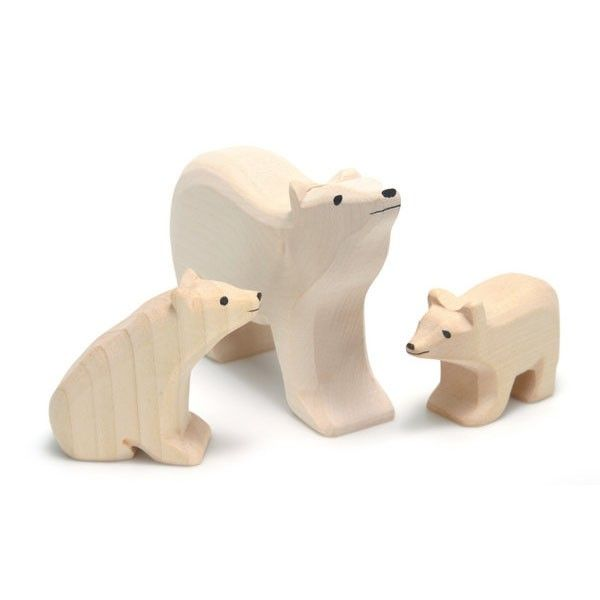 Our Polar Bears Are Ready To Play In The Icy Arctic Waters They Are
