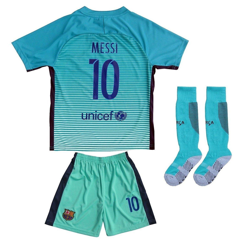 buy popular 5a064 14979 promo code for barcelona 3 pique third long sleeves soccer ...