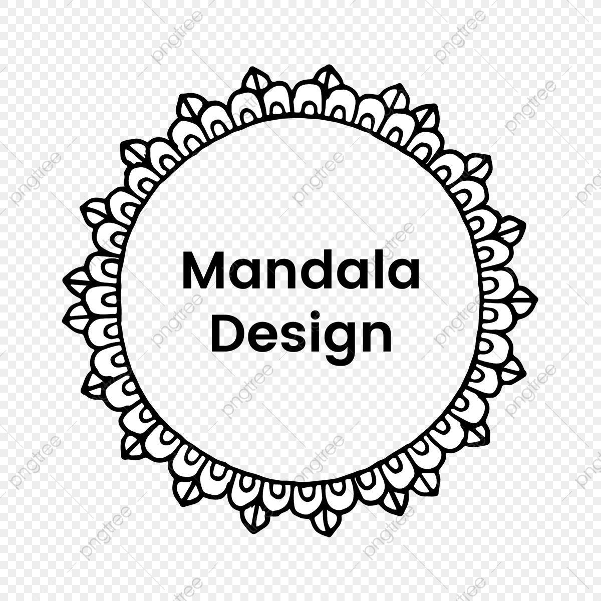ماندالا عناصر التصميم الإبداعي جميل ماندالا زخرفة Png والمتجهات للتحميل مجانا Mandala Design Design Design Element