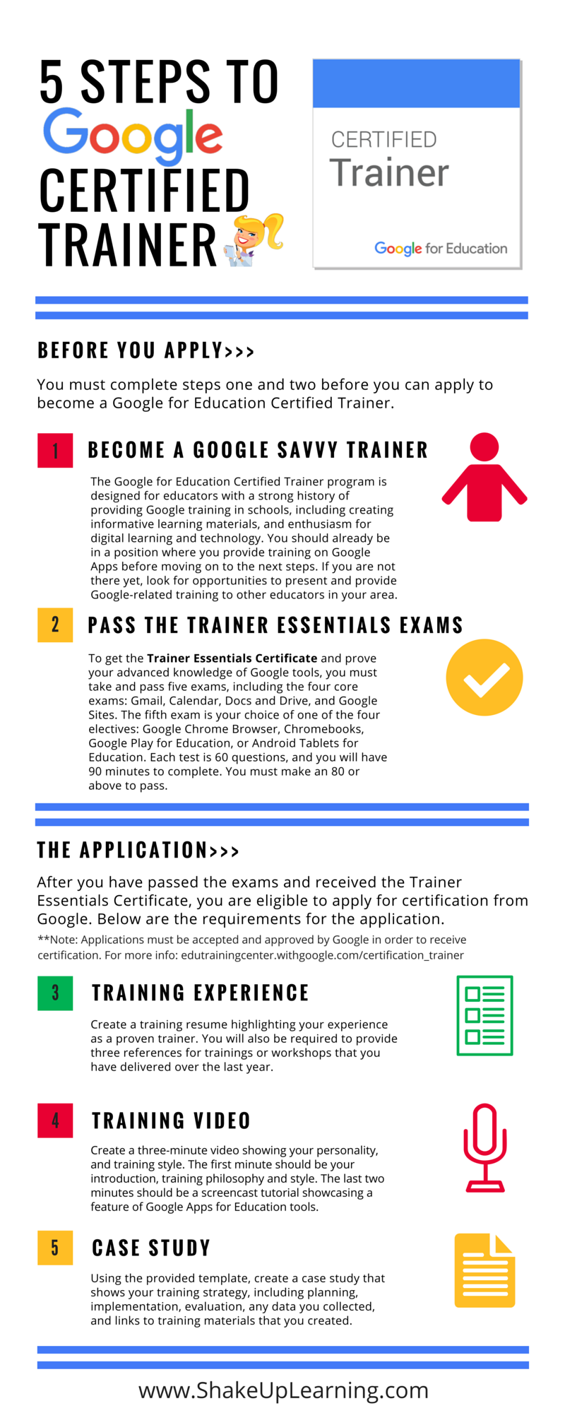 How To Become A Google Certified Trainer All Things Google