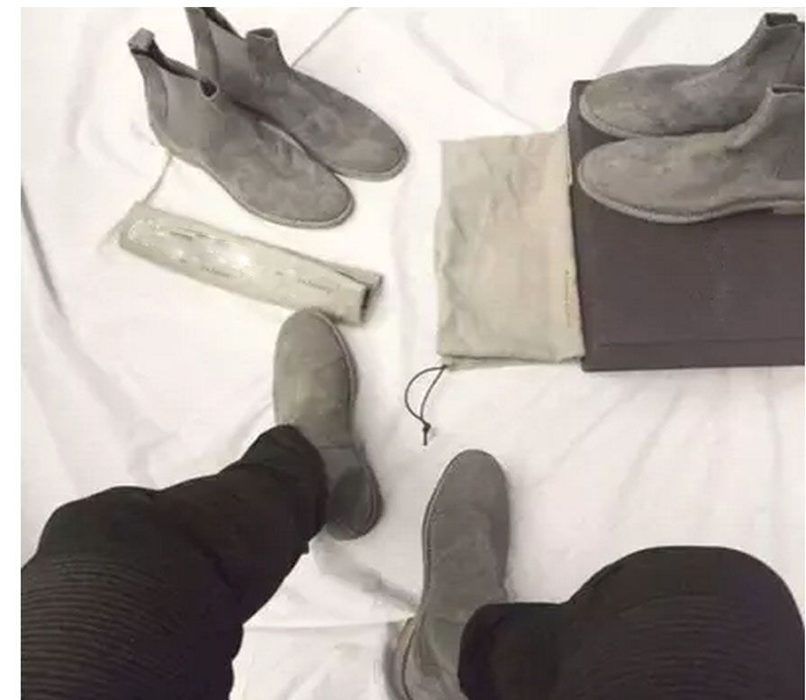 Chelsea boots outfit