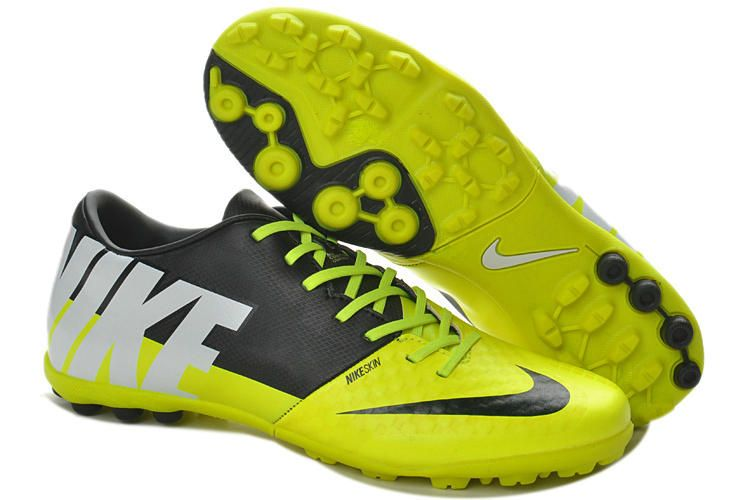 premium selection 17760 c812d ... czech fc247 collection bomba finale ii boots nike fluorescent green  black white a0203 5cea9
