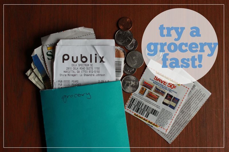 The Smarter Supper Series | A Grocery Fast