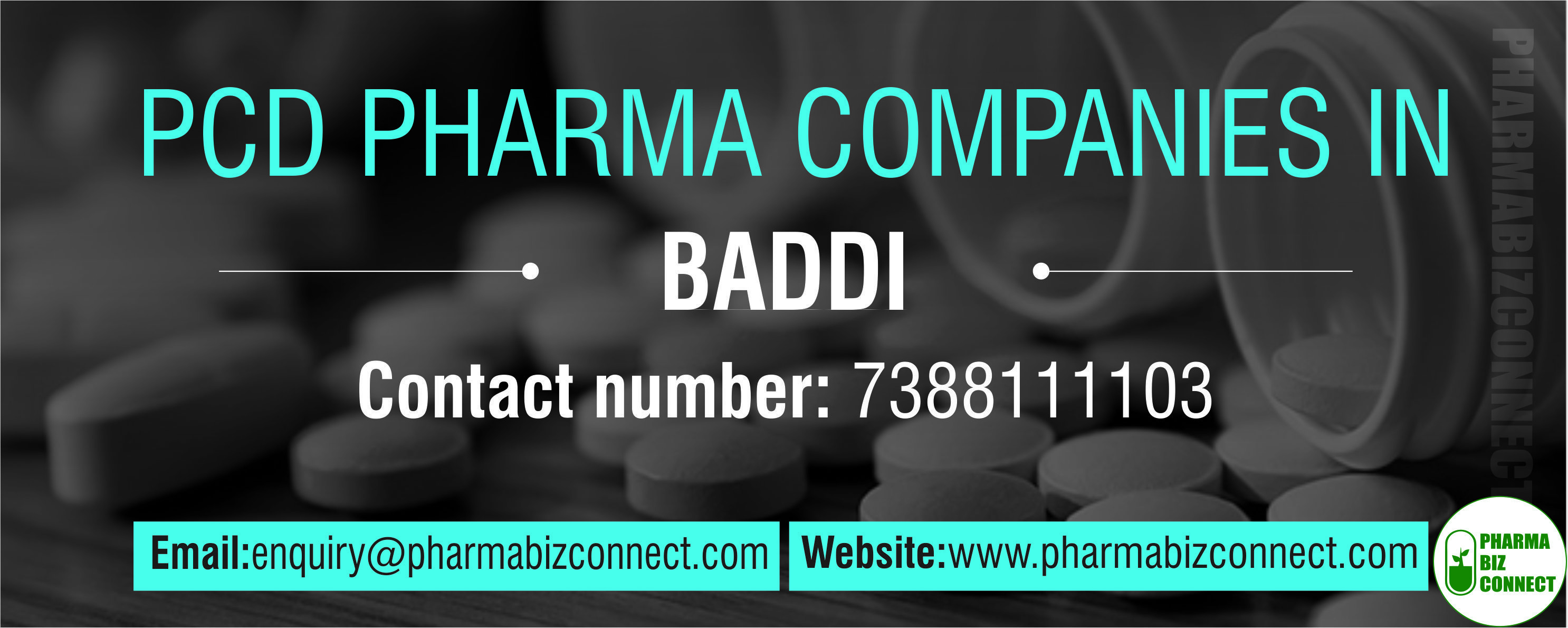 PharmaBizConnect provides the opportunity to connect with various