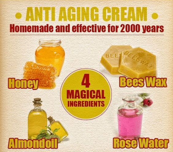 Make yourself an effective anti aging cream from natural ingredients, it's 2000 years old Greek recipe.     For this recipe you will need o...