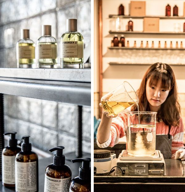 Le Labo Fragances