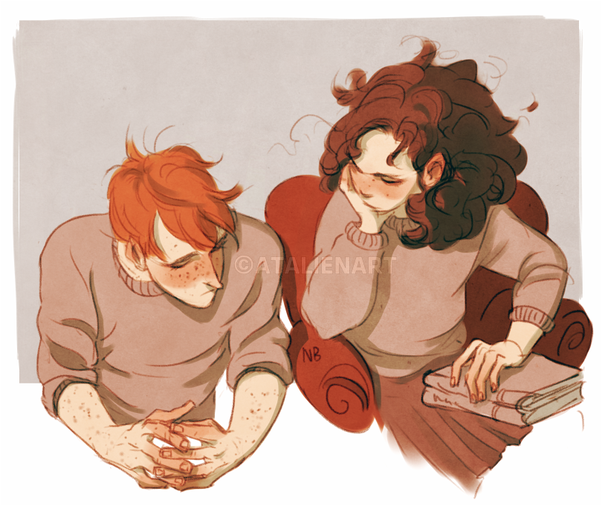 14 What Is Your Favorite Harry Potter Fanart Quora In 2020 Harry Potter Fan Art Ron Weasley Fan Art Harry Potter Ron