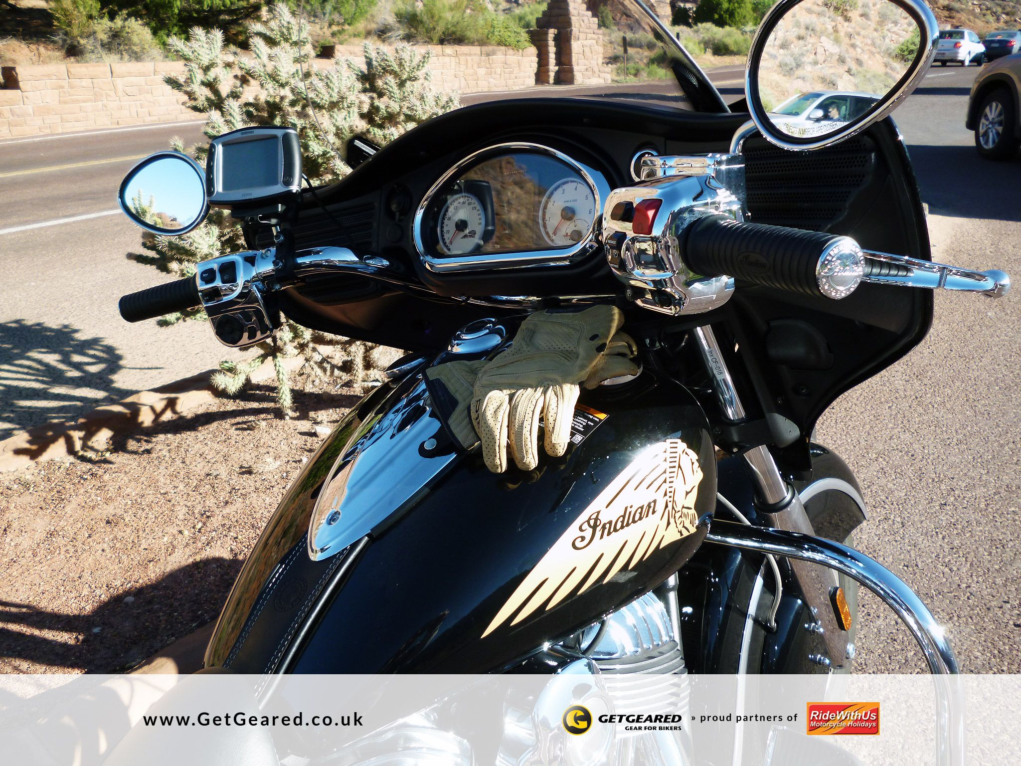 Motorcycle tours - USA 133 Motorbike touring accessories for RideWithUsTours supplied by GetGeared http://www.getgeared.co.uk/?leadsource=ggs1410&utm_campaign=ggs1410&utm_topic=rwut