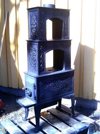 Aadals brug 110 | Old Scandinavian wood stoves. | Pinterest