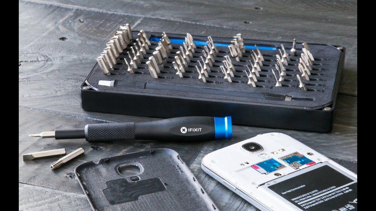 iFixit Tech Repair Kits Ifixit, Repair, Smartphone repair