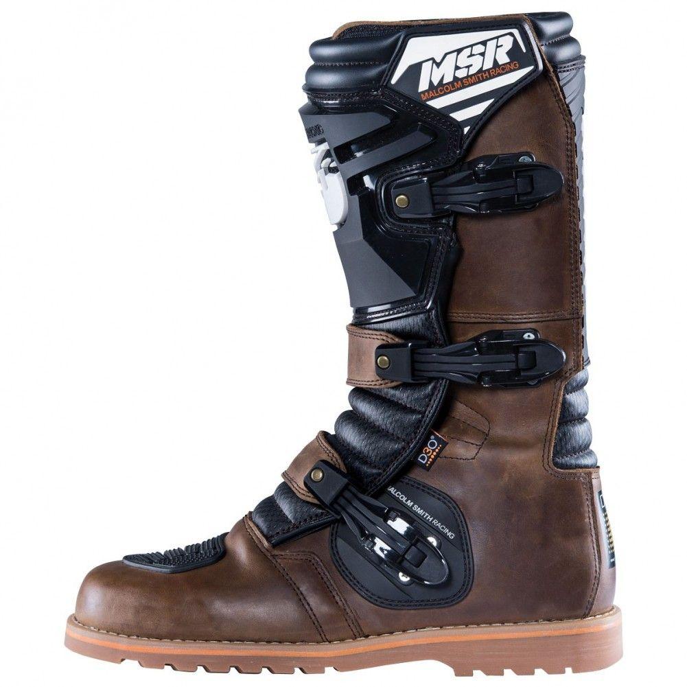 MSR MX Mens Off Road Dirt Bike Racing Dual Sport Boots