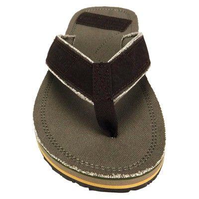 5f1bfcc90d0 Men s Body Glove Bridgeport Flip Flop Sandals - Khaki 11