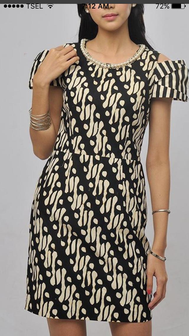 Pin by Liana Djaya on Cakes  Pinterest  Batik dress Kebaya and