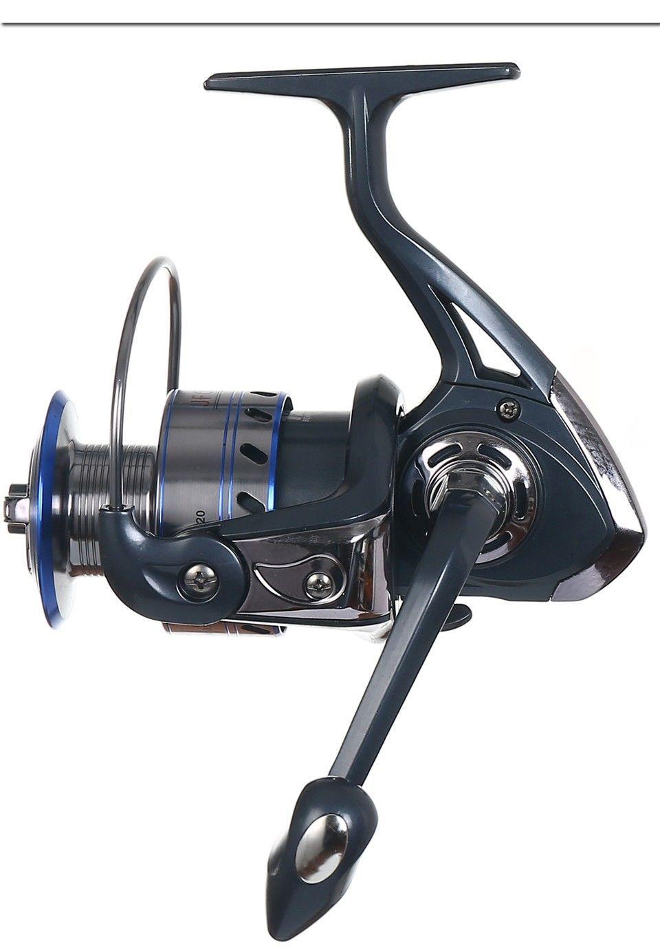 Hot Super Allblue Technology Fishing Reel 12bb 1 Bearing Balls 1000 7000 Series Abjf Spinning Reel Boat Fishing Reels Fishing Accessories Best Fishing Reels
