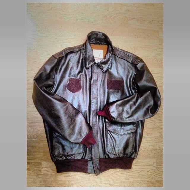 Finally... Type A-2 AF flight jacket (Not for sale)!!!!!!