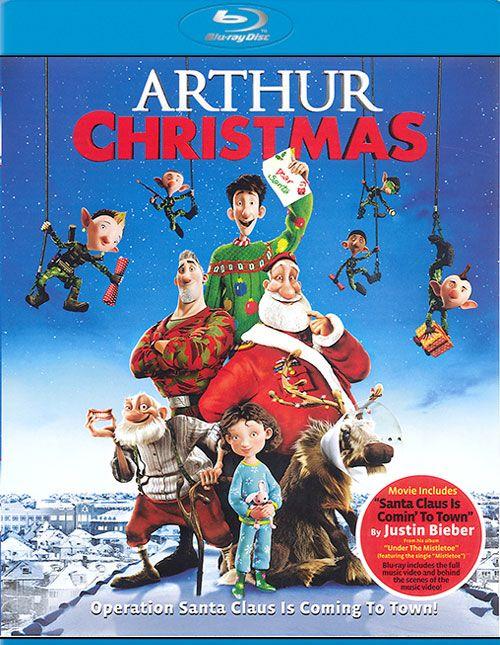 Watch Arthur Christmas 2011 Brrip 720p X264 Dual Audio Hindi English Online Free Xdesi Arthur Christmas Christmas Dvd Christmas Poster